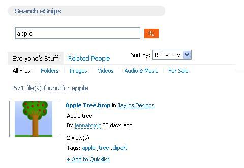 Searchapple2